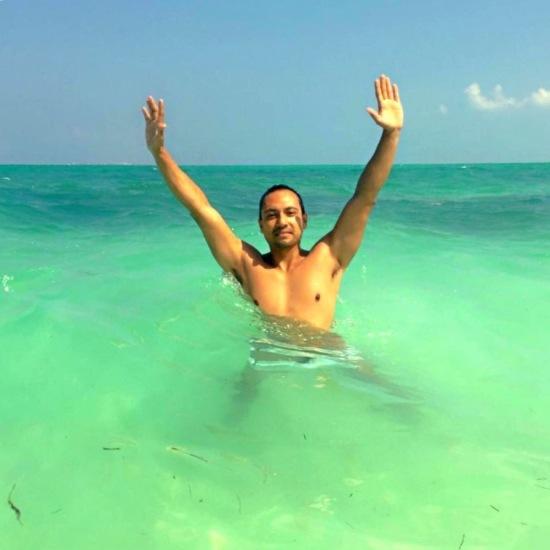 Vivir en Cancún. Playa Blanca.