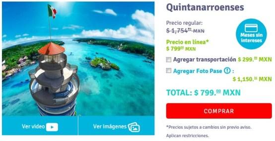 Beneficios de IFE o INE en Cancún