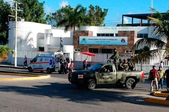 Balaceras en Cancún