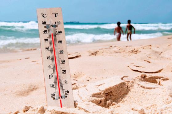 Calor y clima en Cancún. www.vivirencancun.mx